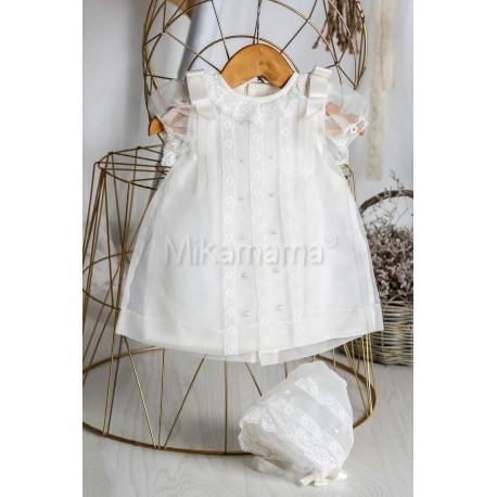 Comprar Vestido Bautizo Para Bebé Tienda Online