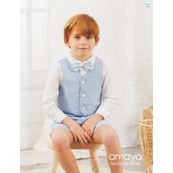 CONJUNTO INFANTIL LINO ATEMPORAL