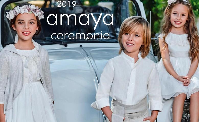 Amaya ceremonia